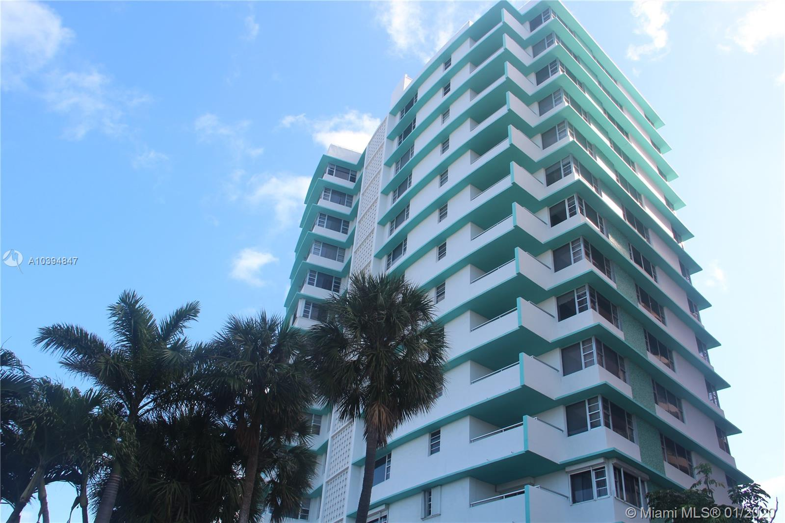 5255  Collins Ave #3C For Sale A10394847, FL