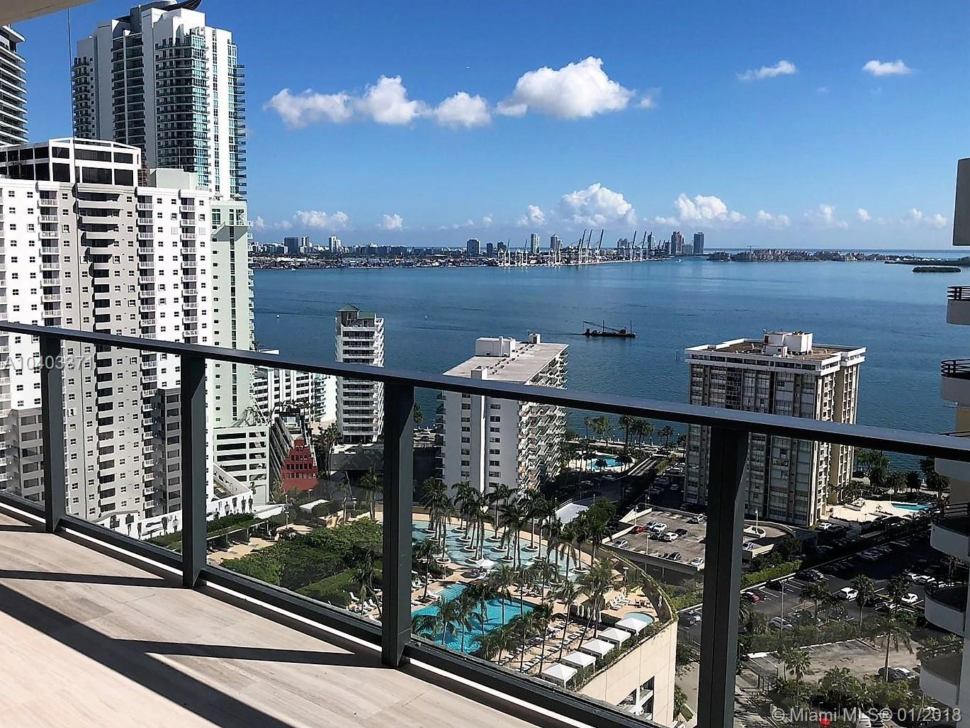 1451  Brickell Ave #2002 For Sale A10403371, FL