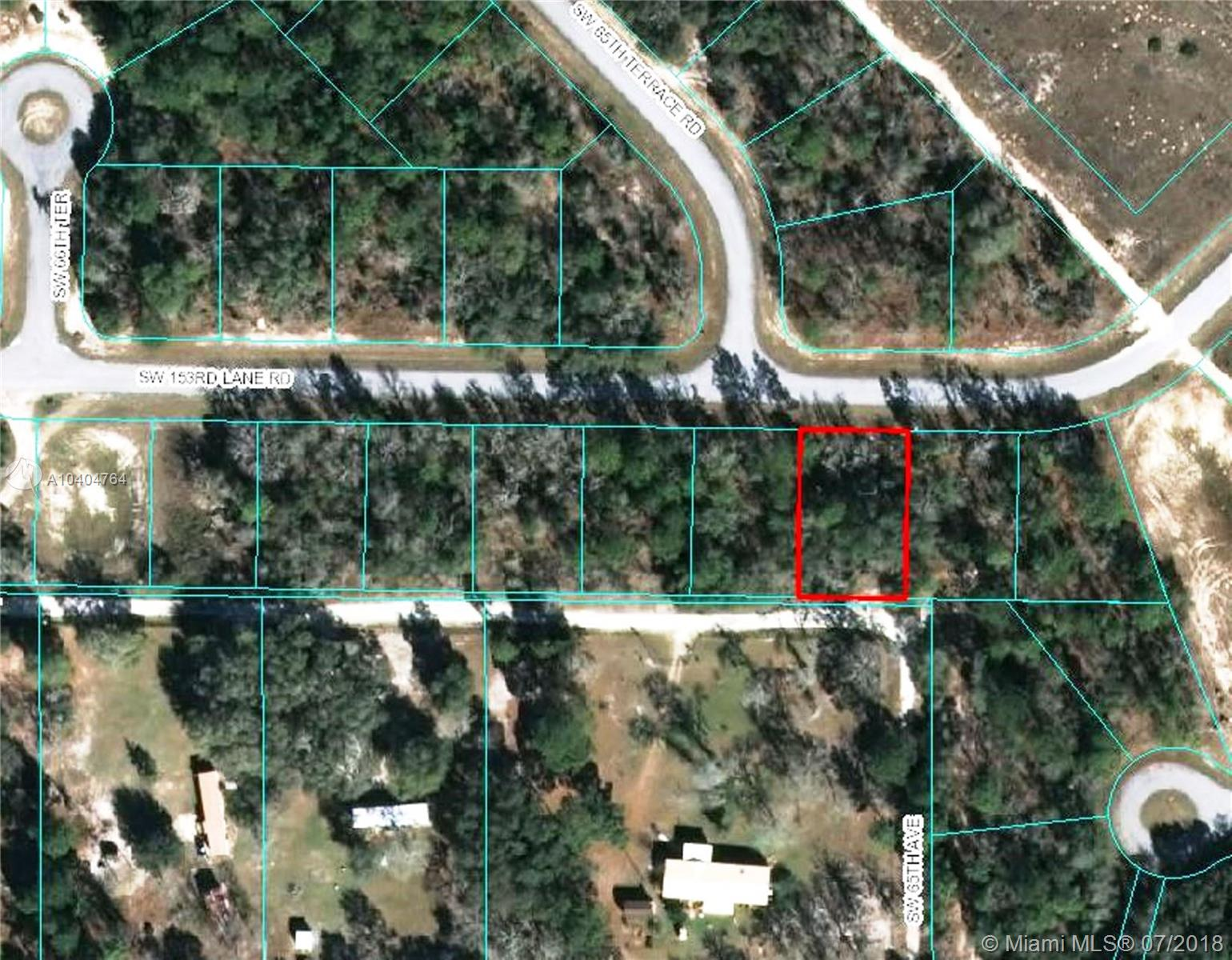 0 SW 153rd LN Rd, Other City - In The State Of Florida, FL 34473