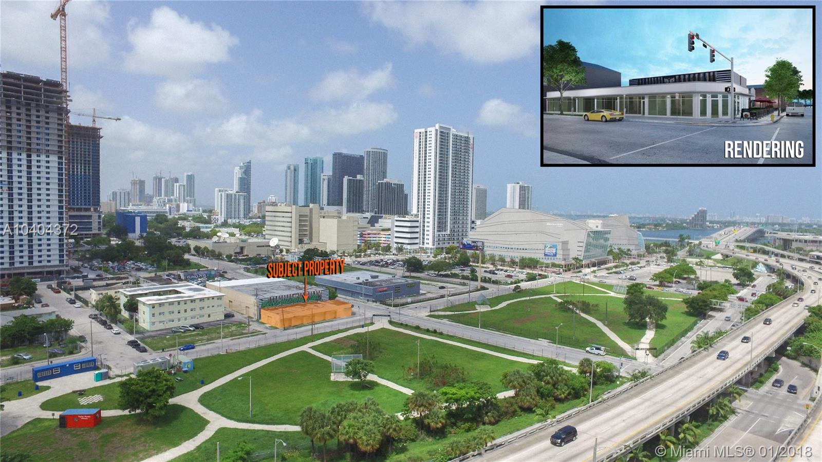 1304 NE 1st Ave  For Sale A10404372, FL