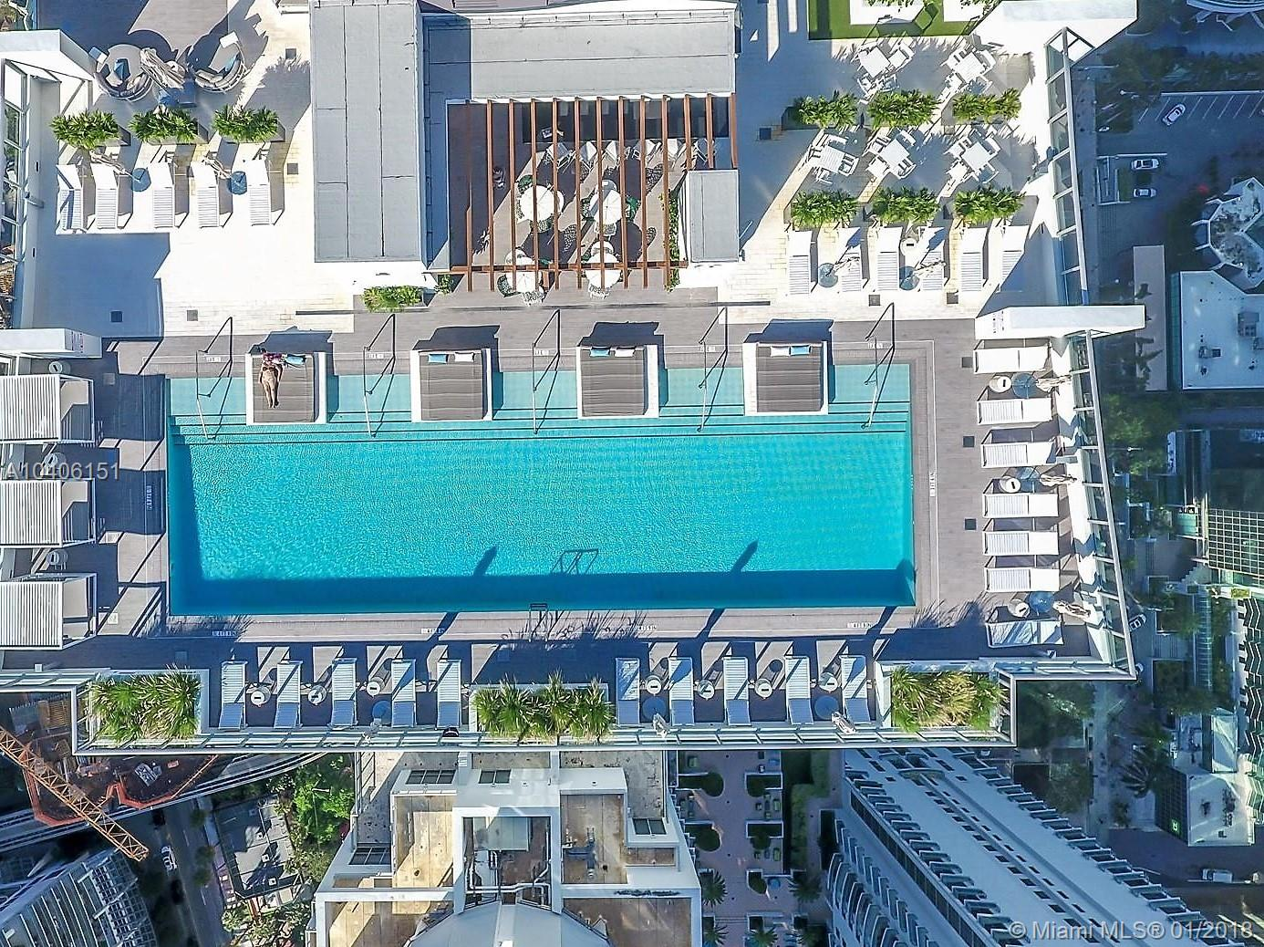 1010  Brickell Ave #3401 For Sale A10406151, FL
