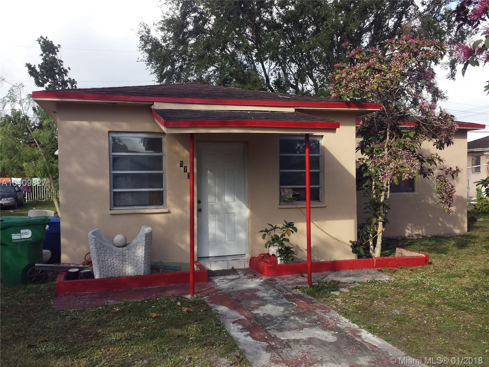 513 NW 99 ST  For Sale A10409827, FL