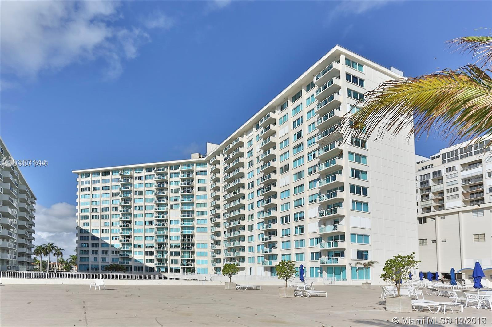 5333  Collins Ave #404 For Sale A10416101, FL