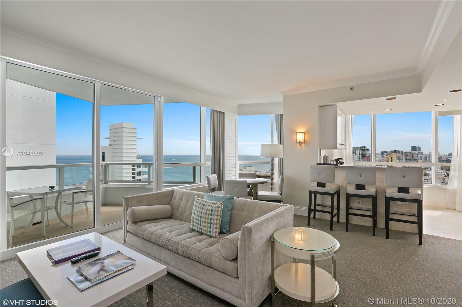 4401  COLLINS AVE #1604 For Sale A10418081, FL