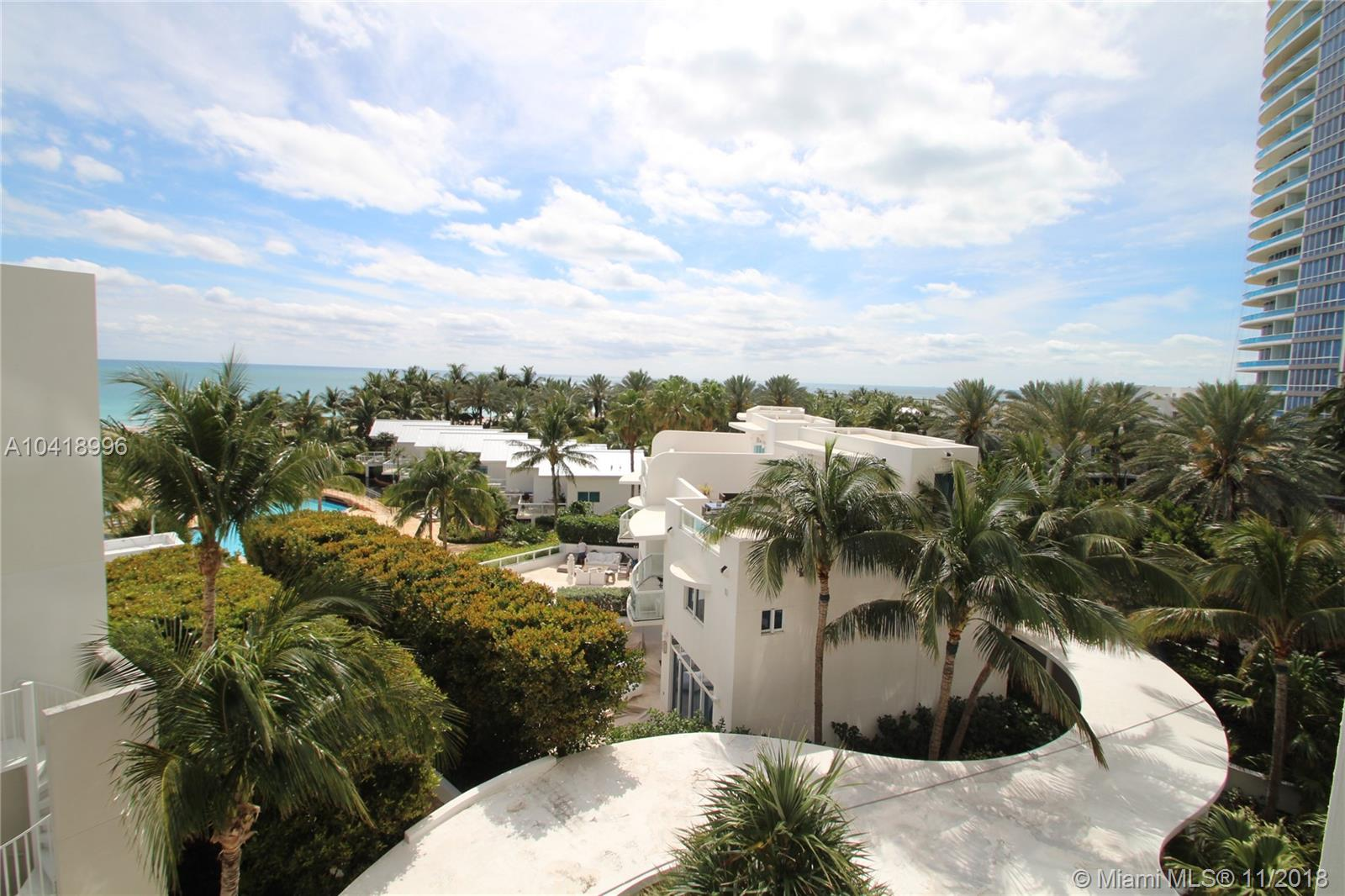 50 S Pointe Dr #701 For Sale A10418996, FL