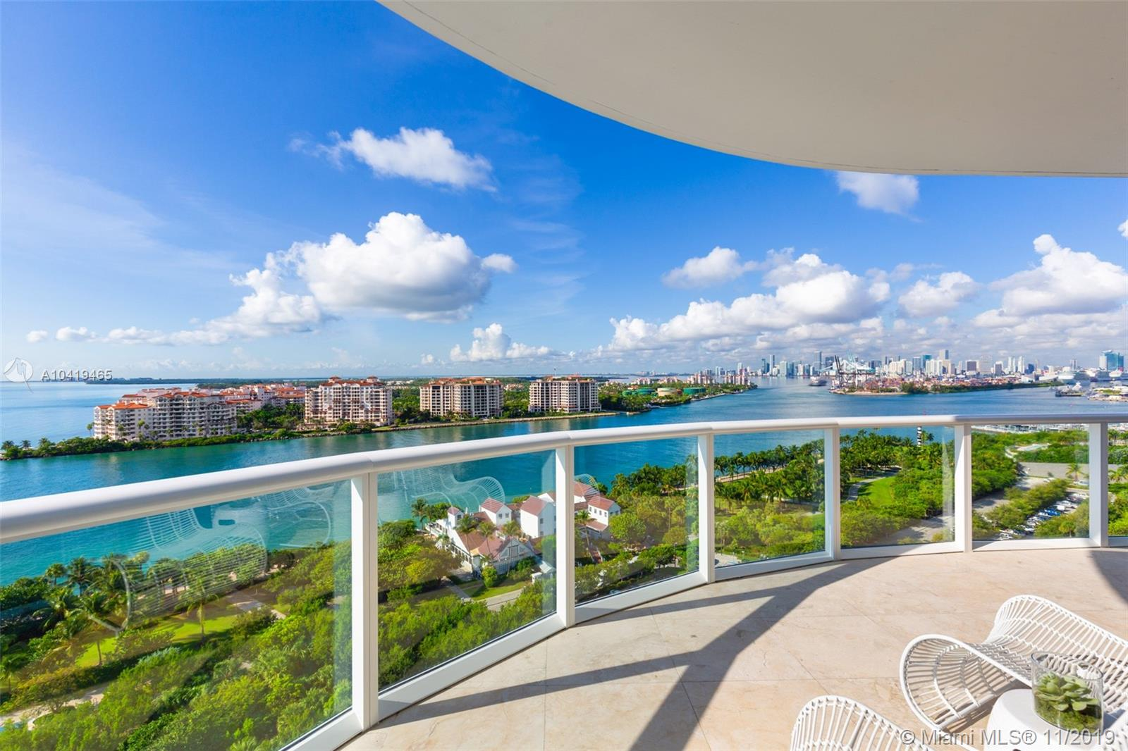 100 S Pointe Dr #1604 For Sale A10419465, FL