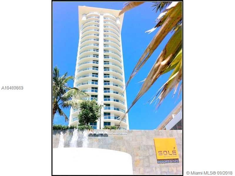 17315  Collins Ave #2402 For Sale A10419663, FL