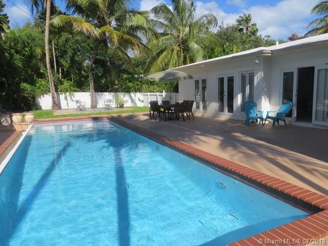 Perfect charming 4/3 house. Located Right Across From Kennedy Park In Coconut Grove. Gated Property, Walking Distance To Center Grove, Shops And Restaurants, Located Near The Bay And Many Of The Best Schools, Laundry Room, Large Entertainer's Kitchen And Dining Area Leading Out To Spa Like Pool.  Owner occupied