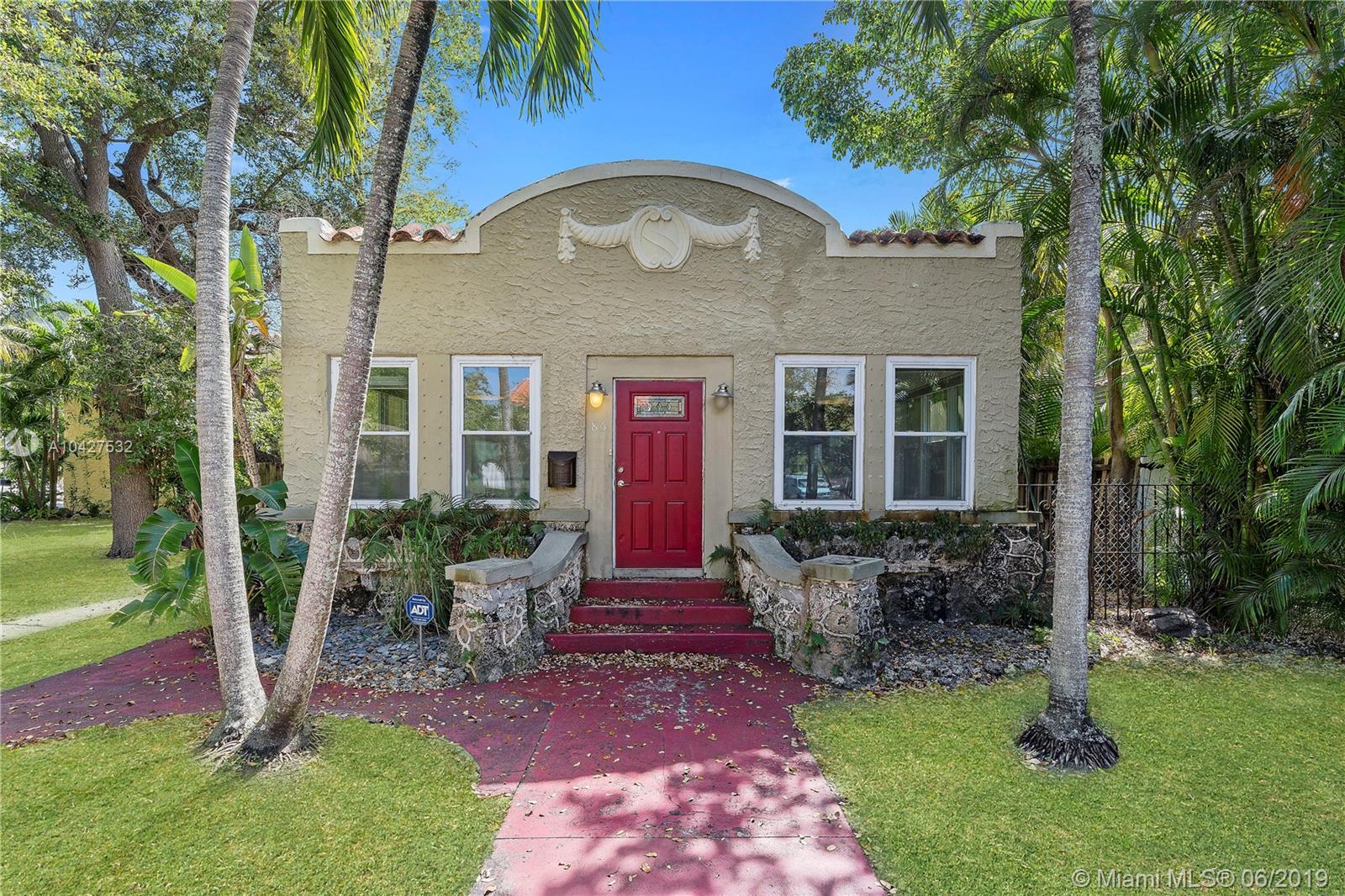86 NE 47th St  For Sale A10427532, FL