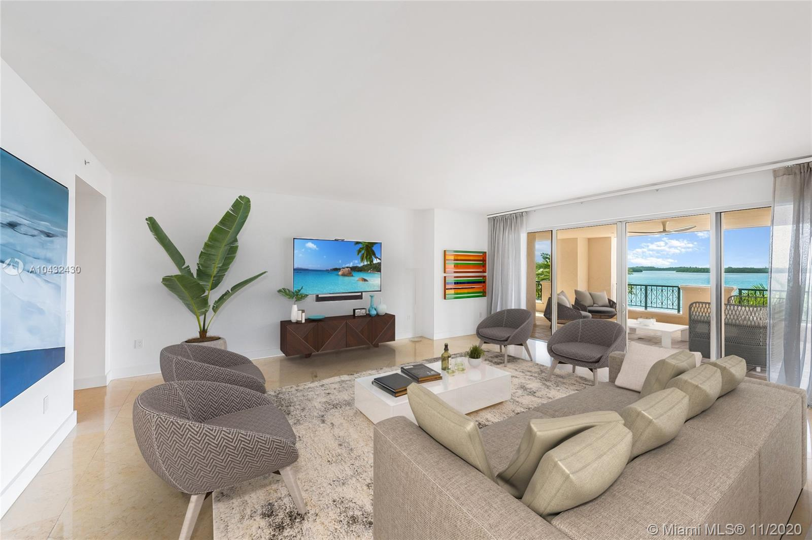 5024  Fisher Island Dr #5024 For Sale A10432430, FL