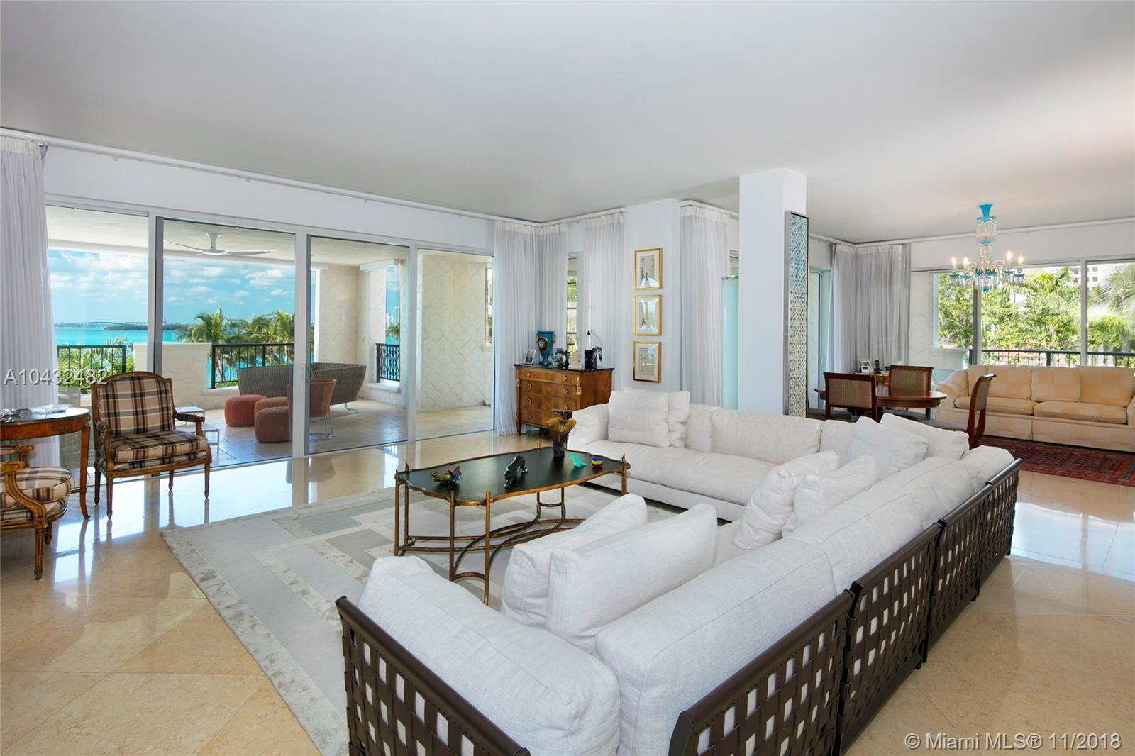 5024  Fisher Island Dr #5024 For Sale A10432482, FL