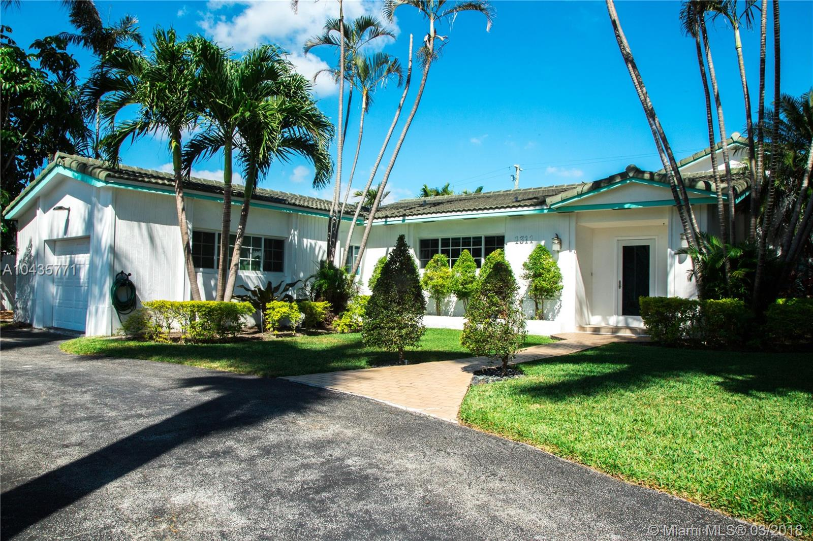 1311  97th St  For Sale A10435771, FL