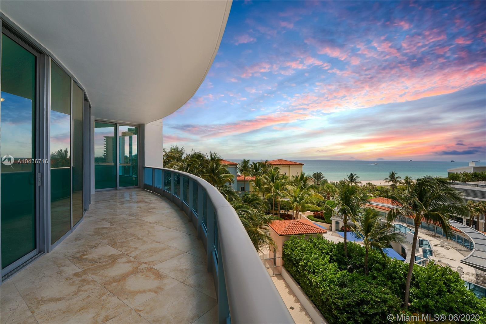 5959  Collins Ave #702 BONUS For Sale A10436716, FL