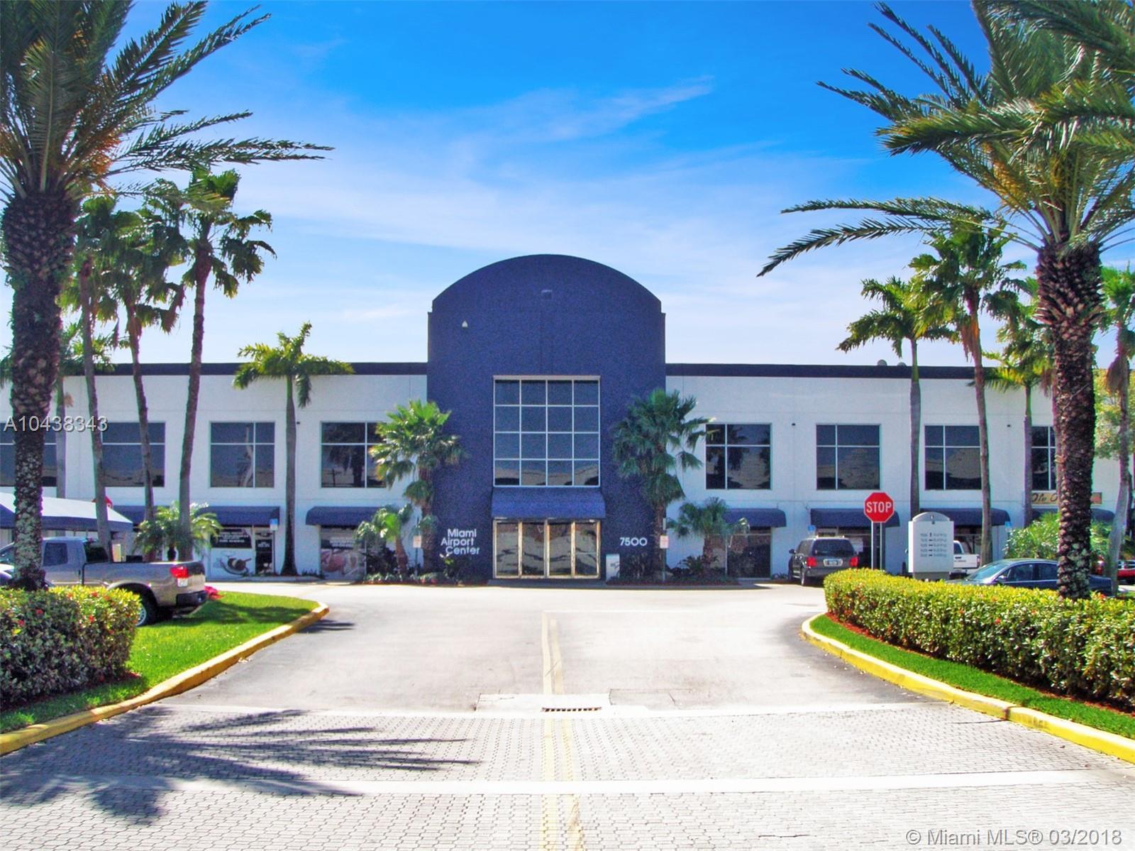 7500 NW 25th St 240, Miami, FL 33122