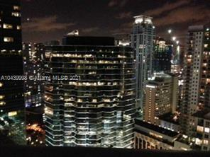 Beautifully home in stunning Brickell House. This bright & airy unit features pristine porcelain floors, an expansive terrace, spectacular floor to ceiling windows & gorgeous skyline views. Spacious 1 Bed/1.5 Bath plus Den floor plan with 11 foot ceilings, top of the line modern finishes, appliances and window treatments. Brickell House is ne of the premier Brickell developments offering resident unparalleled amenities. These include an 11th floor pool & lounge deck, a rooftop pool with mesmerizing ocean. - rented for $2500 until December 2021