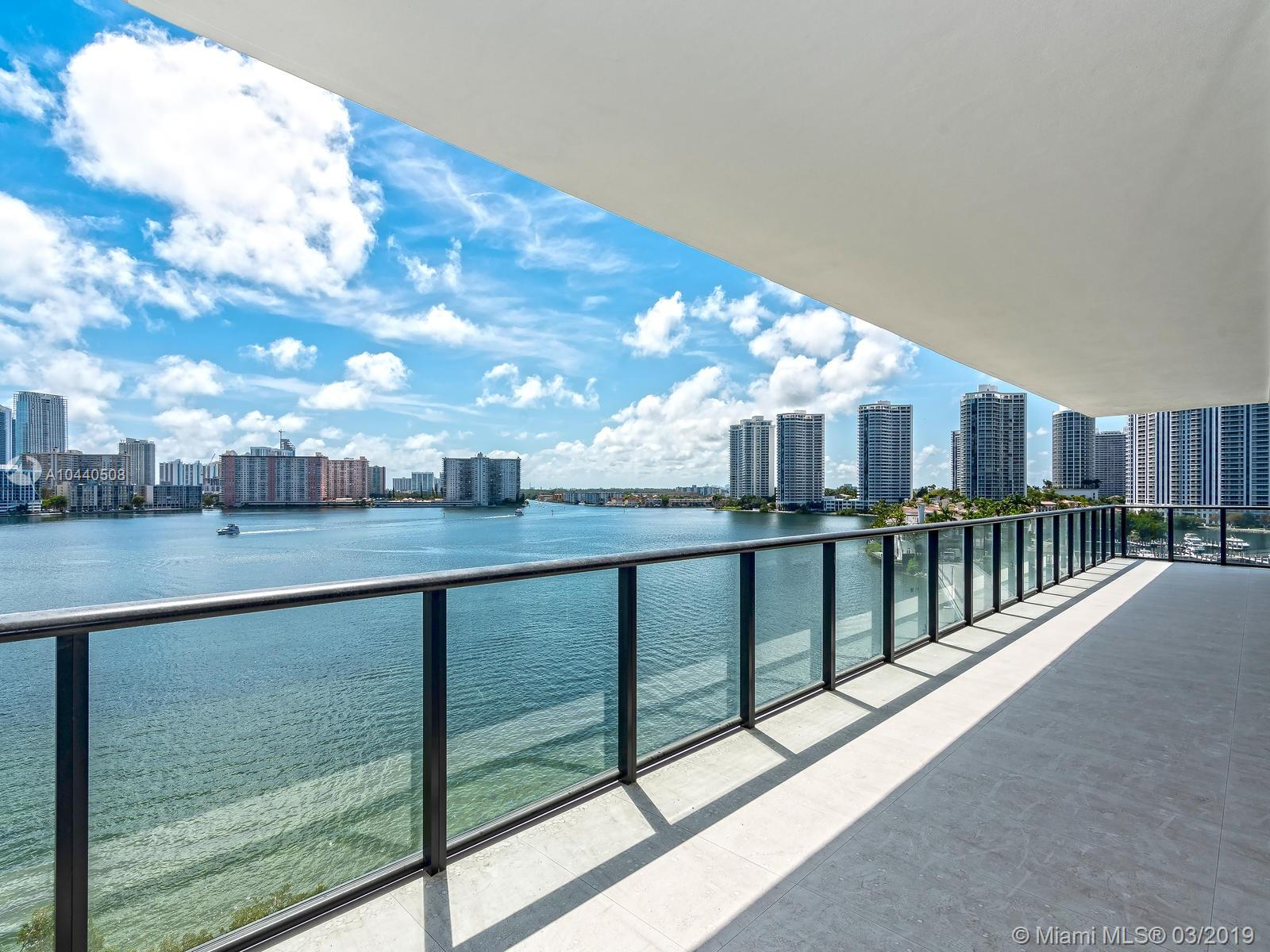 Beautiful corner unit ready to move in. Prive, an island beyond extraordinary in a 8 acres island with 70,000 feet of indoor social spaces, 2 gyms, private restaurant, massage treatment room and sauna, tennis court, toddlers' playroom, billiards table and 2 gorgeous pools . This luxurious 7th floor, 4bed/5.5 bath offers wonderful panoramic views of the ocean and inter-coastal and a private marina. Very easy to show.