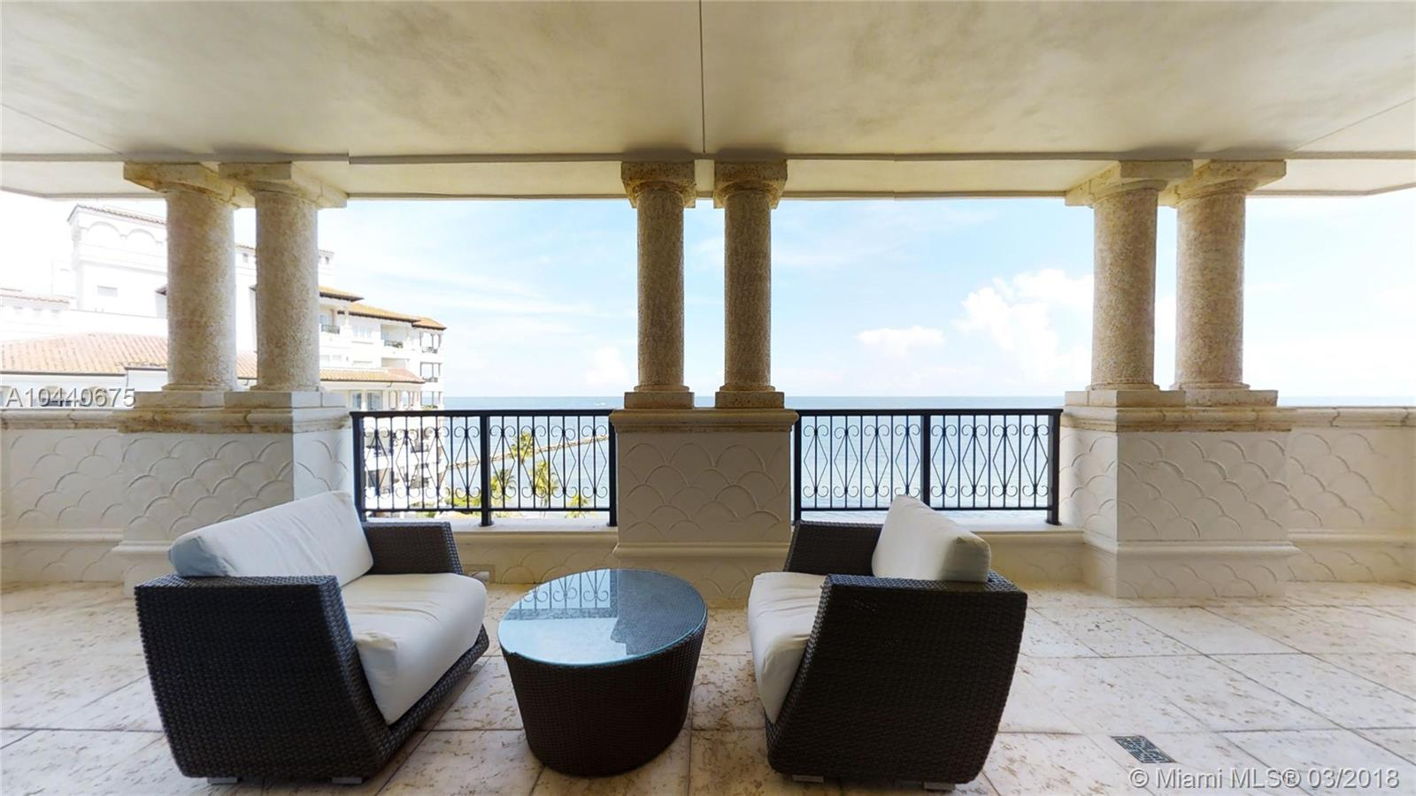 7471  Fisher Island Dr #7471 For Sale A10440675, FL