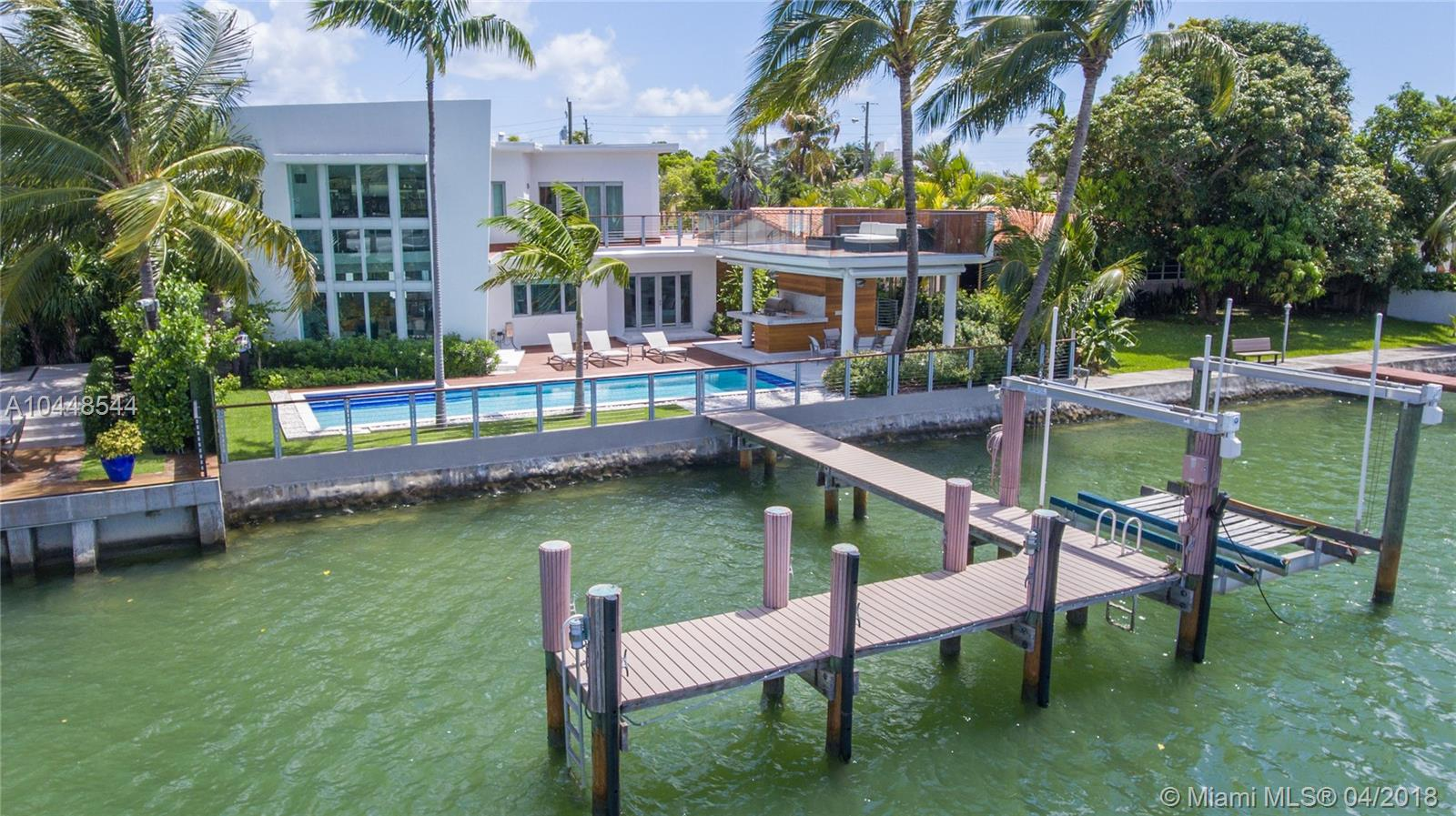 1200 S Biscayne Point Rd  For Sale A10448544, FL