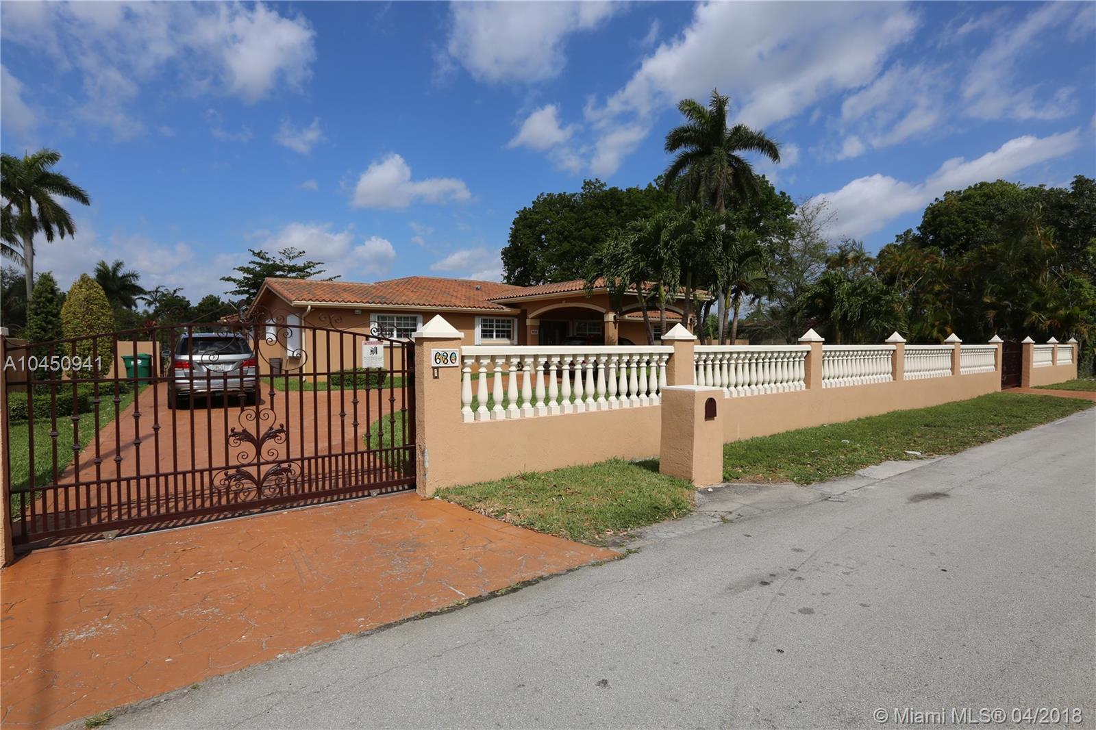 630 NW 125th Ave, Miami FL 33182