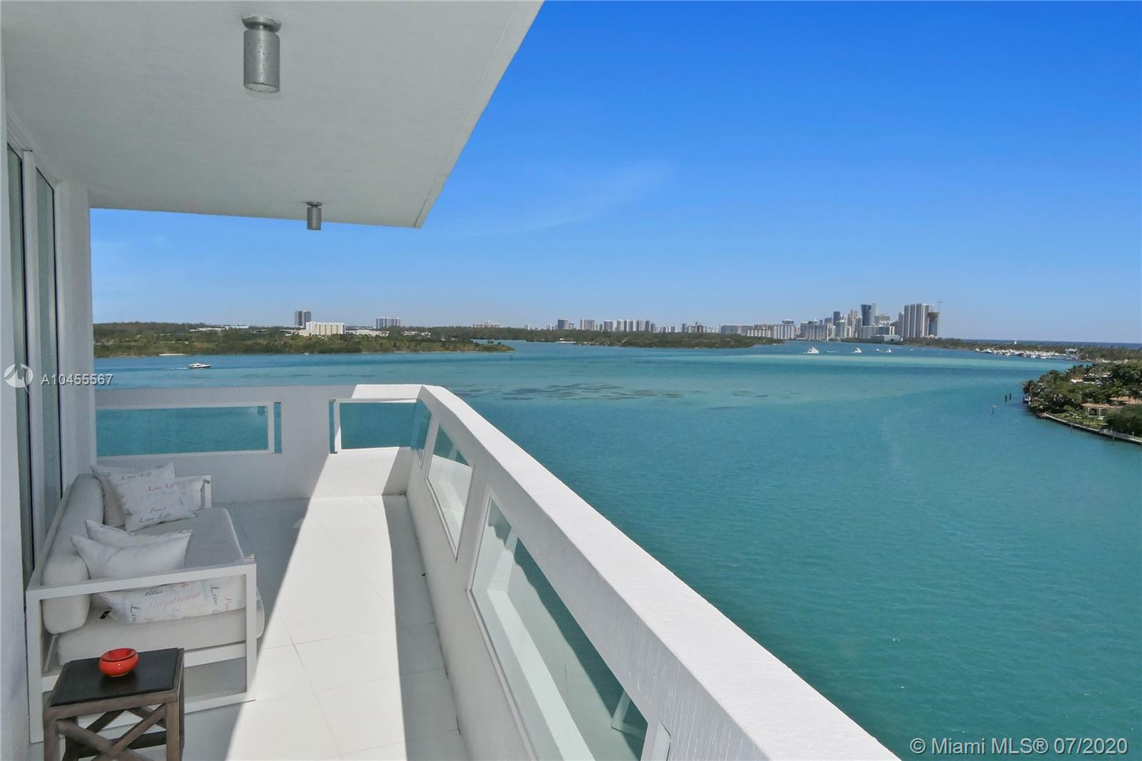 10261 E Bay Harbor Dr #1001 For Sale A10455567, FL