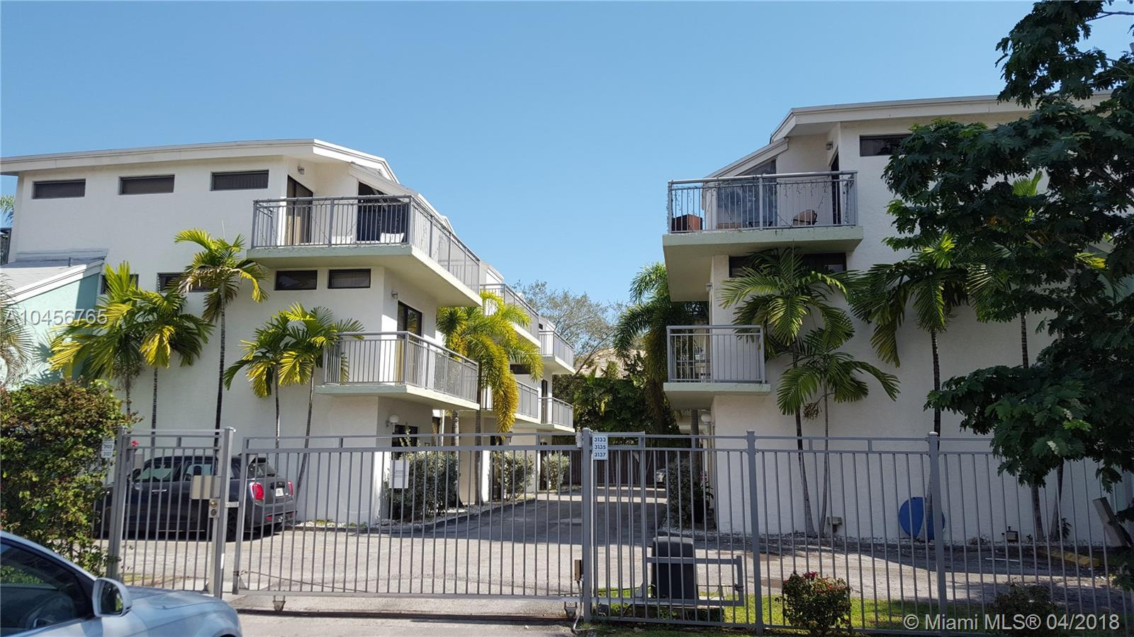 3137 SW 27th Ave #3137 For Sale A10456765, FL
