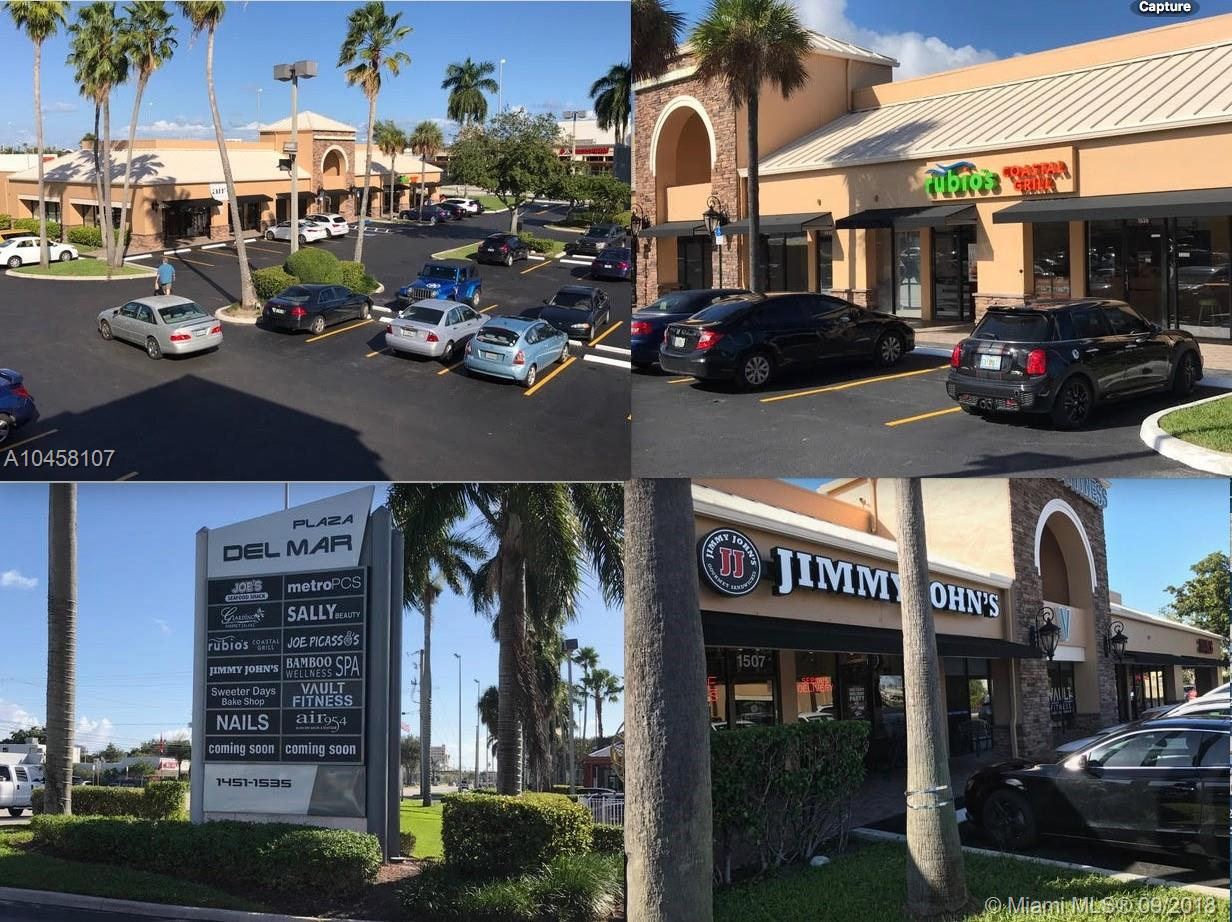 1451 N FEDERAL HWY  For Sale A10458107, FL
