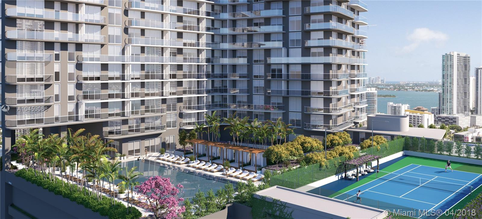 3401  1st Ave #2401 For Sale A10459066, FL