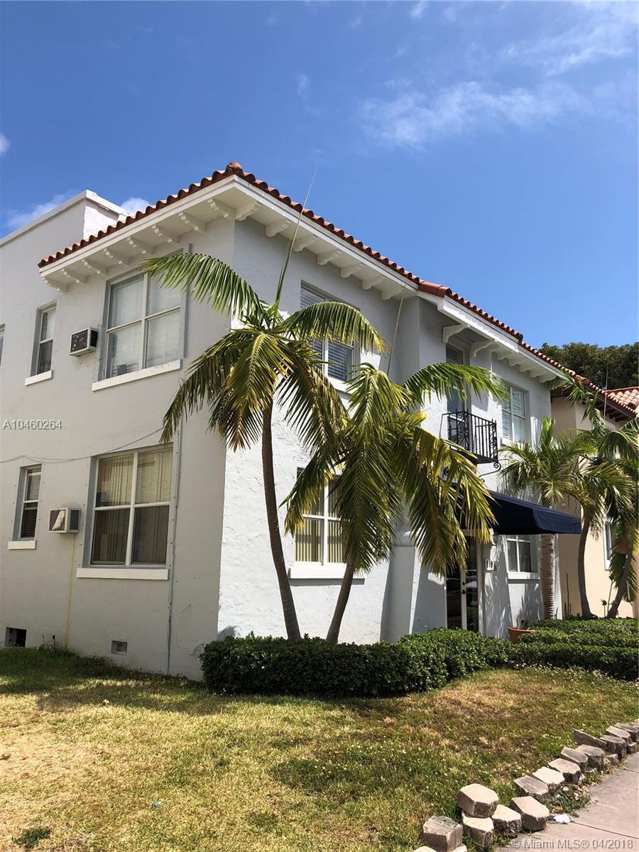 119  Menores Avenue #7 For Sale A10460264, FL