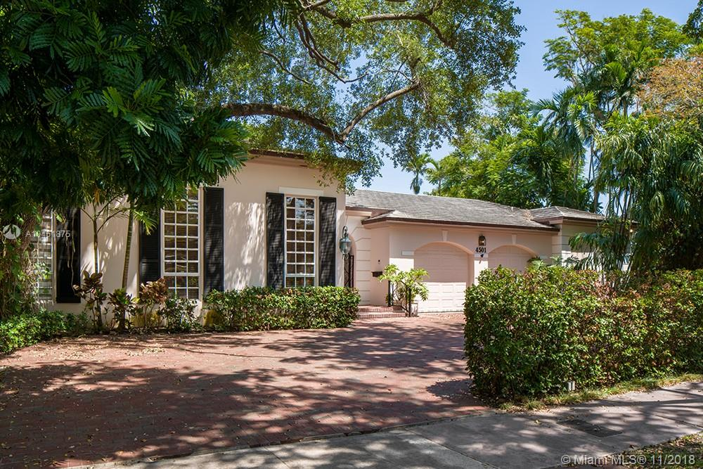 4501  Santa Maria St  For Sale A10461875, FL