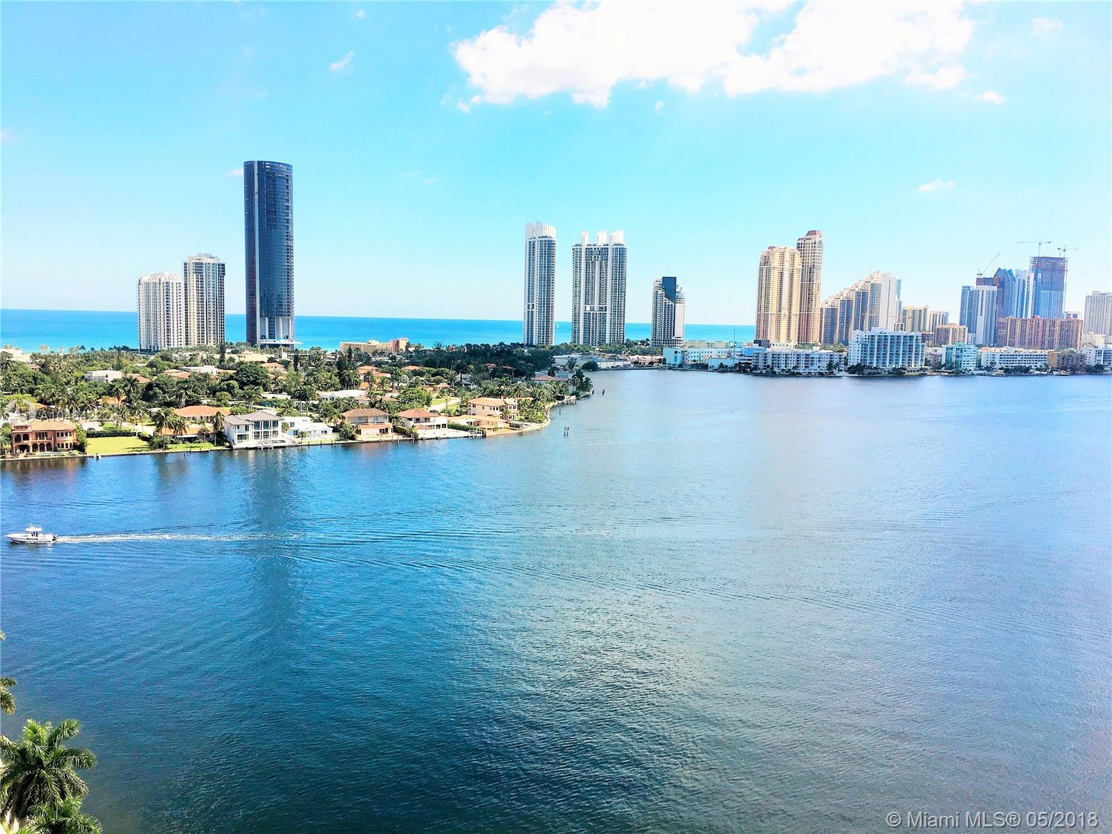 3600  Mystic Pointe Dr #PH17-18 For Sale A10464222, FL