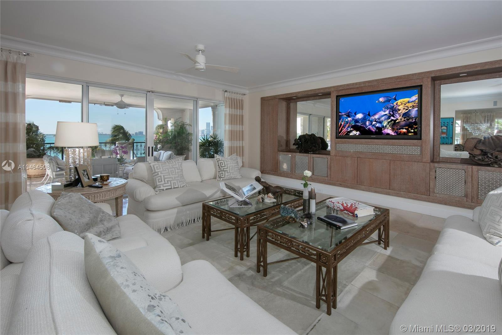 5231  Fisher Island Dr #5231 For Sale A10464508, FL