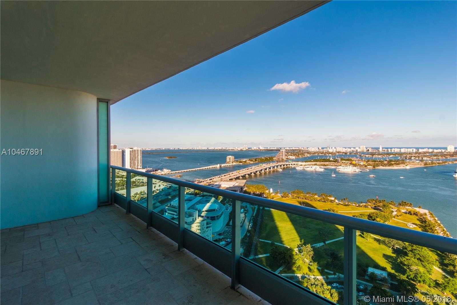 900 Biscayne Blvd #3504, Miami FL 33132