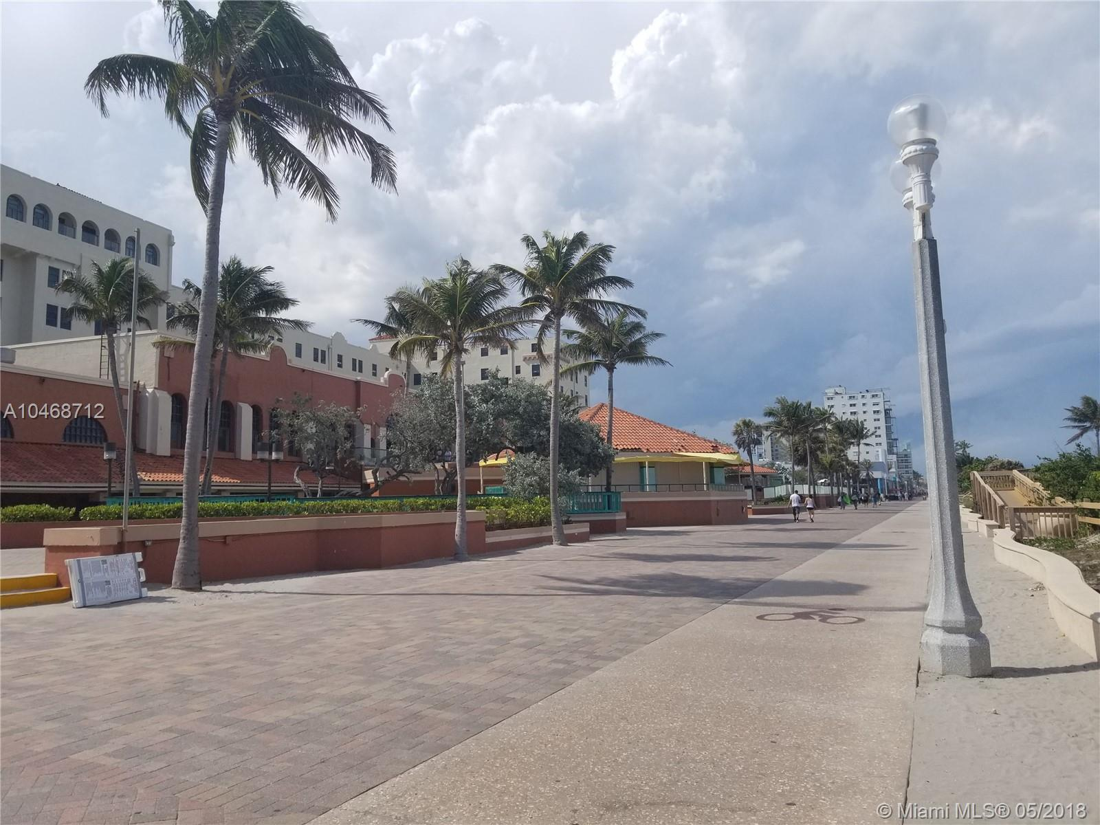 101 N Ocean Dr #517 For Sale A10468712, FL