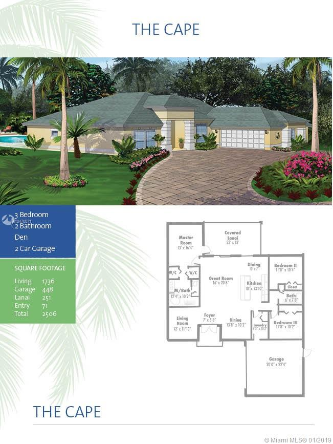 1210 SW 23rd ST, Other City - In The State Of Florida, FL 33991