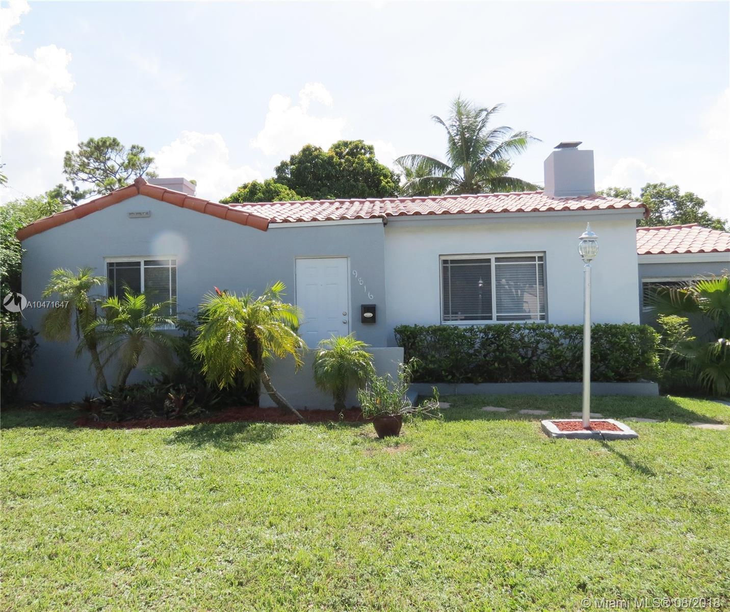 9816 N Miami Ave  For Sale A10471647, FL