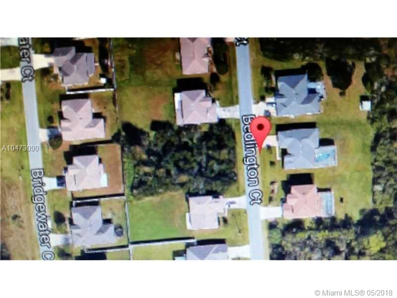 - BEDLINGTON CT, Other City - In The State Of Florida, FL 34758