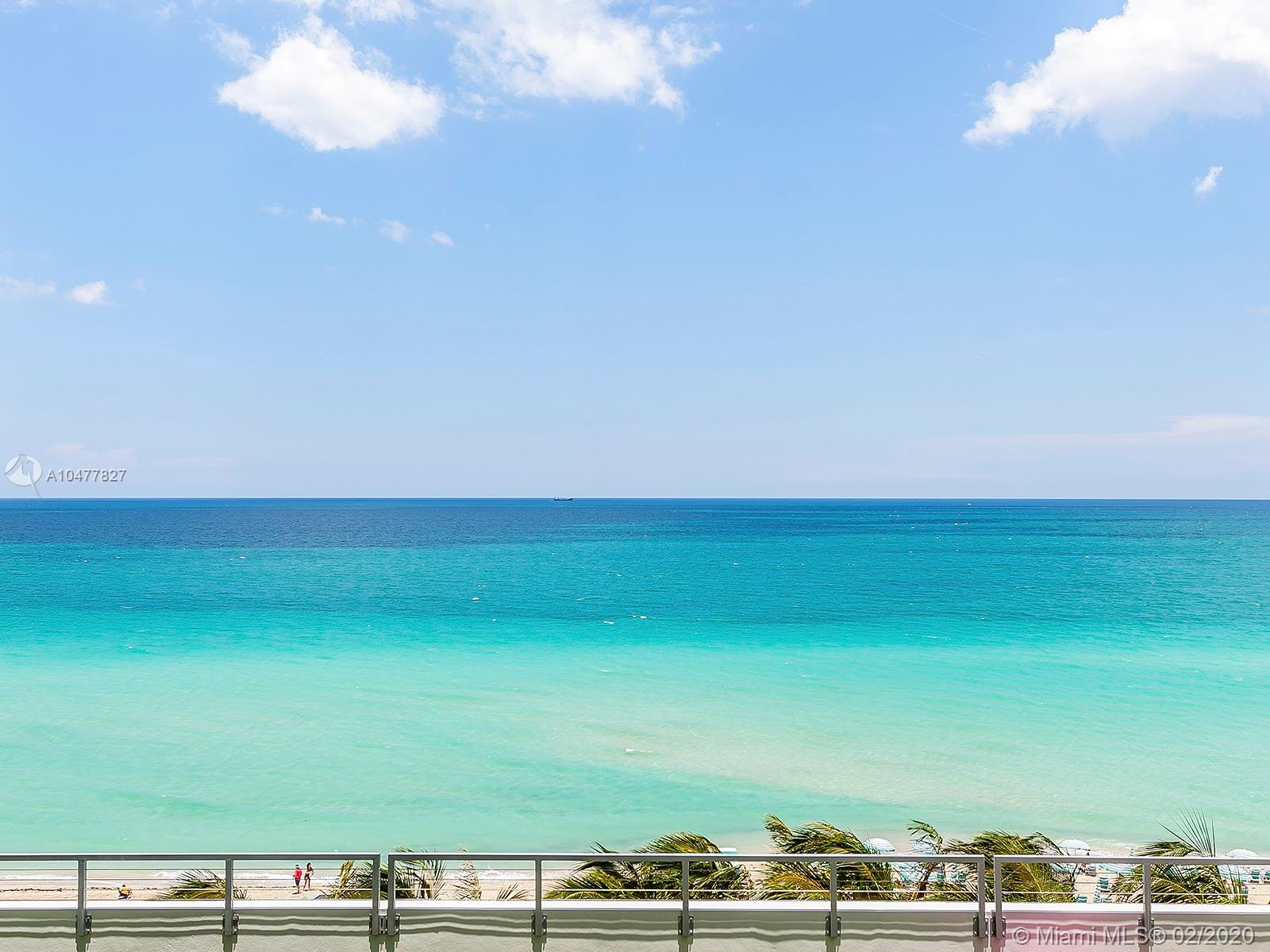 6899  Collins Ave #708 For Sale A10477827, FL