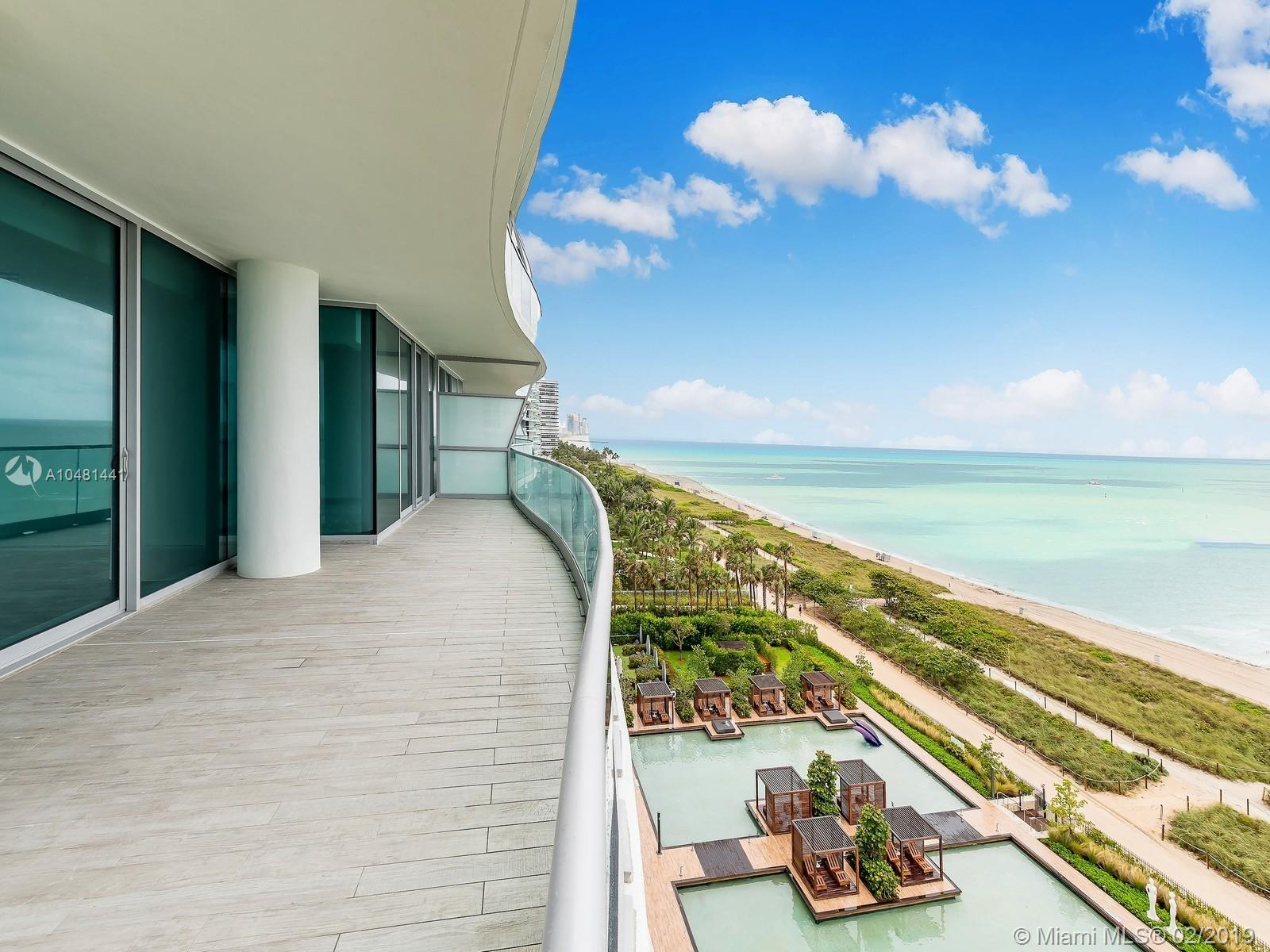 9349  Collins Ave #806 For Sale A10481441, FL