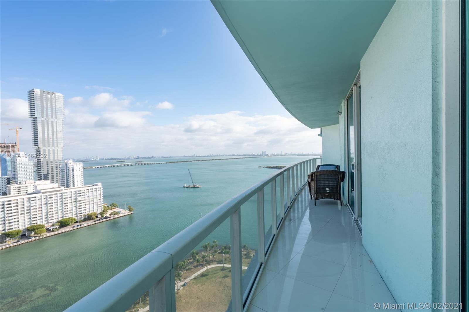 1900 N Bayshore Dr #2604, Miami FL 33132