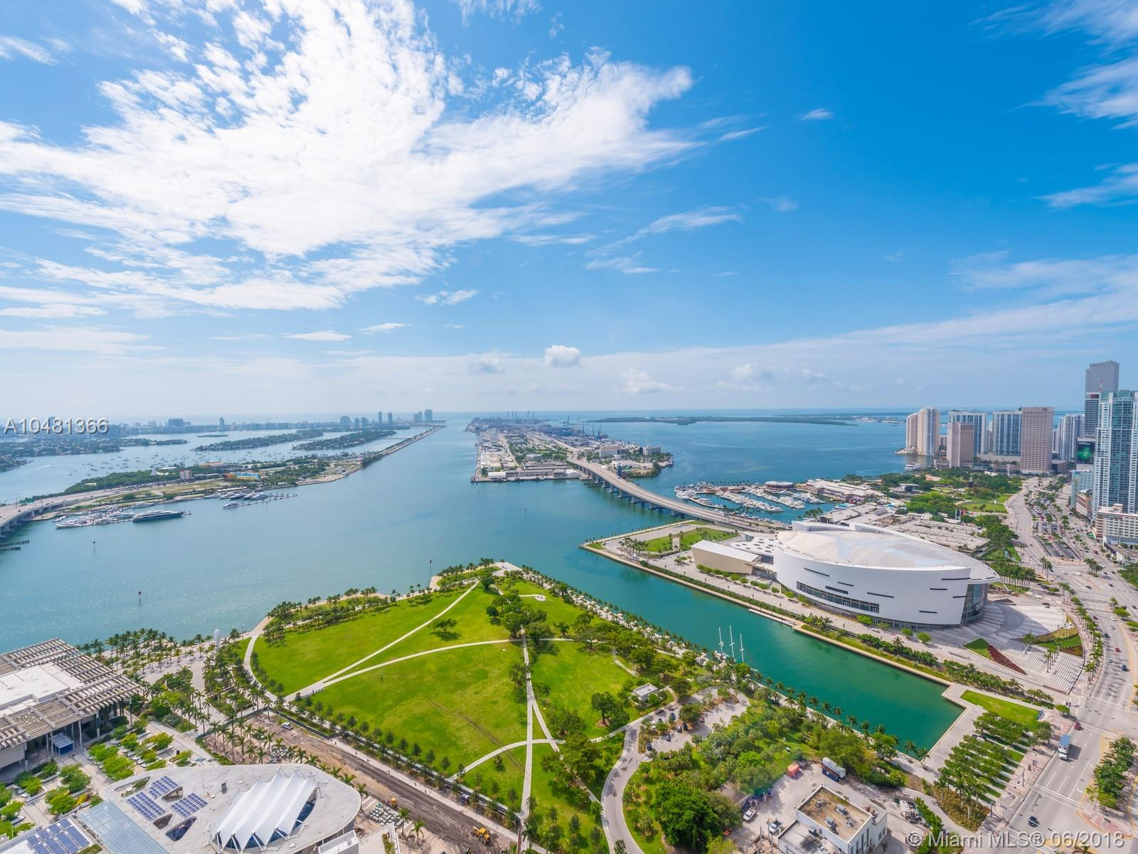 1100  Biscayne Blvd #5004 For Sale A10481366, FL