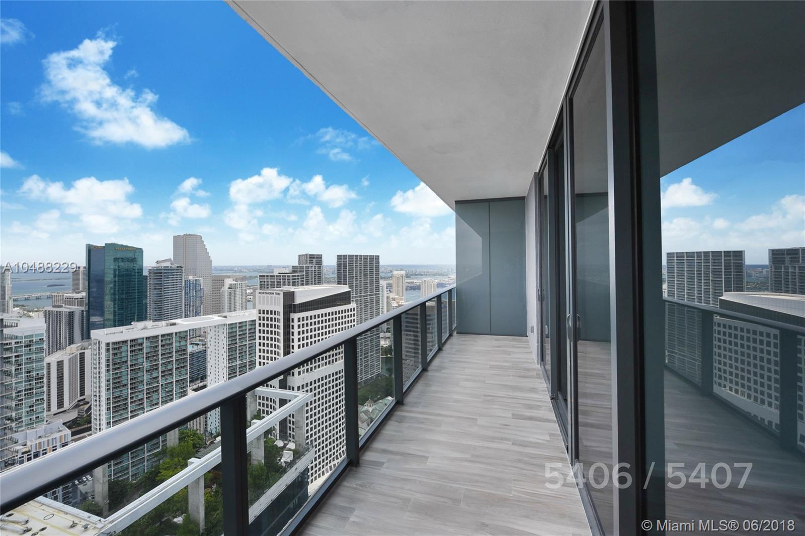 801 S Miami Ave #5406 + 5407 For Sale A10488229, FL