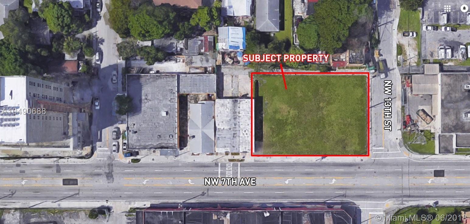 1250 NW 7th Ave  For Sale A10490688, FL