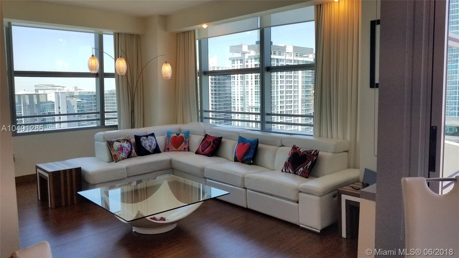 1395  Brickell Ave #3101 For Sale A10491285, FL