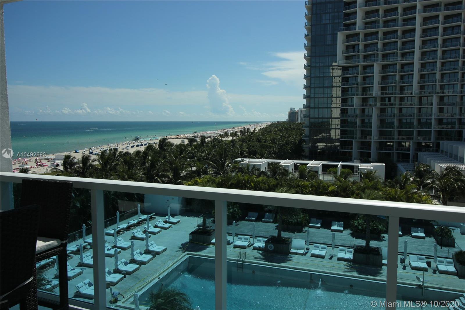 2301  Collins Ave #608 For Sale A10492693, FL