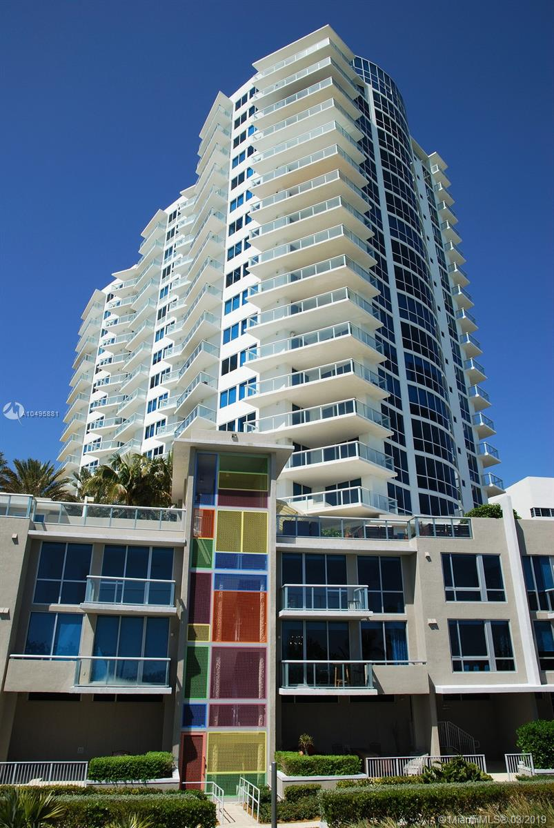3801  Collins Ave #1102 For Sale A10495881, FL