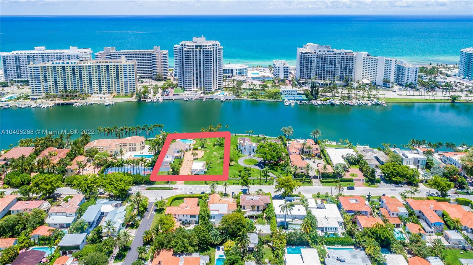 5589  Pine Tree Dr  For Sale A10496268, FL