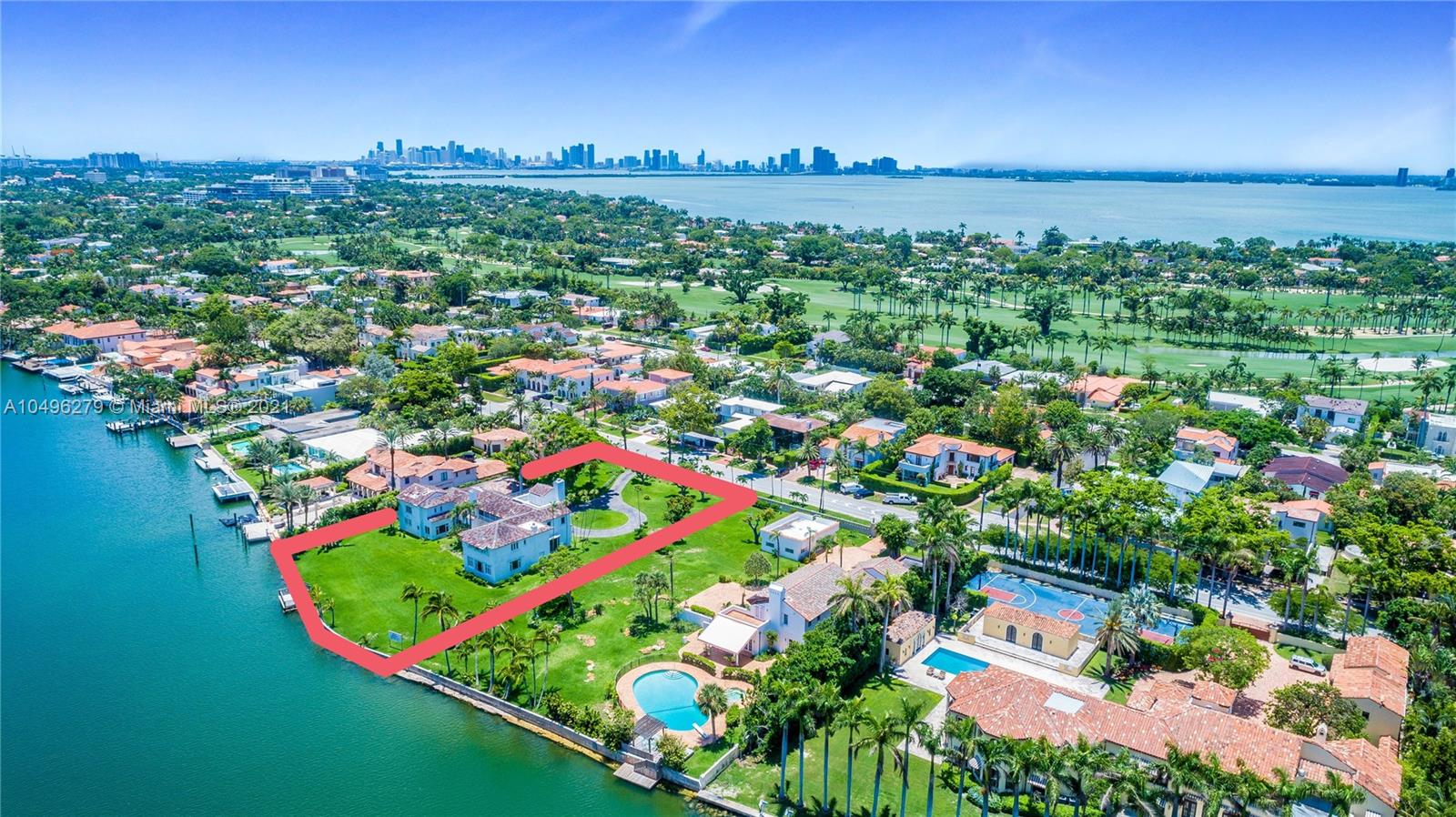 5565  Pine Tree Drive  For Sale A10496279, FL