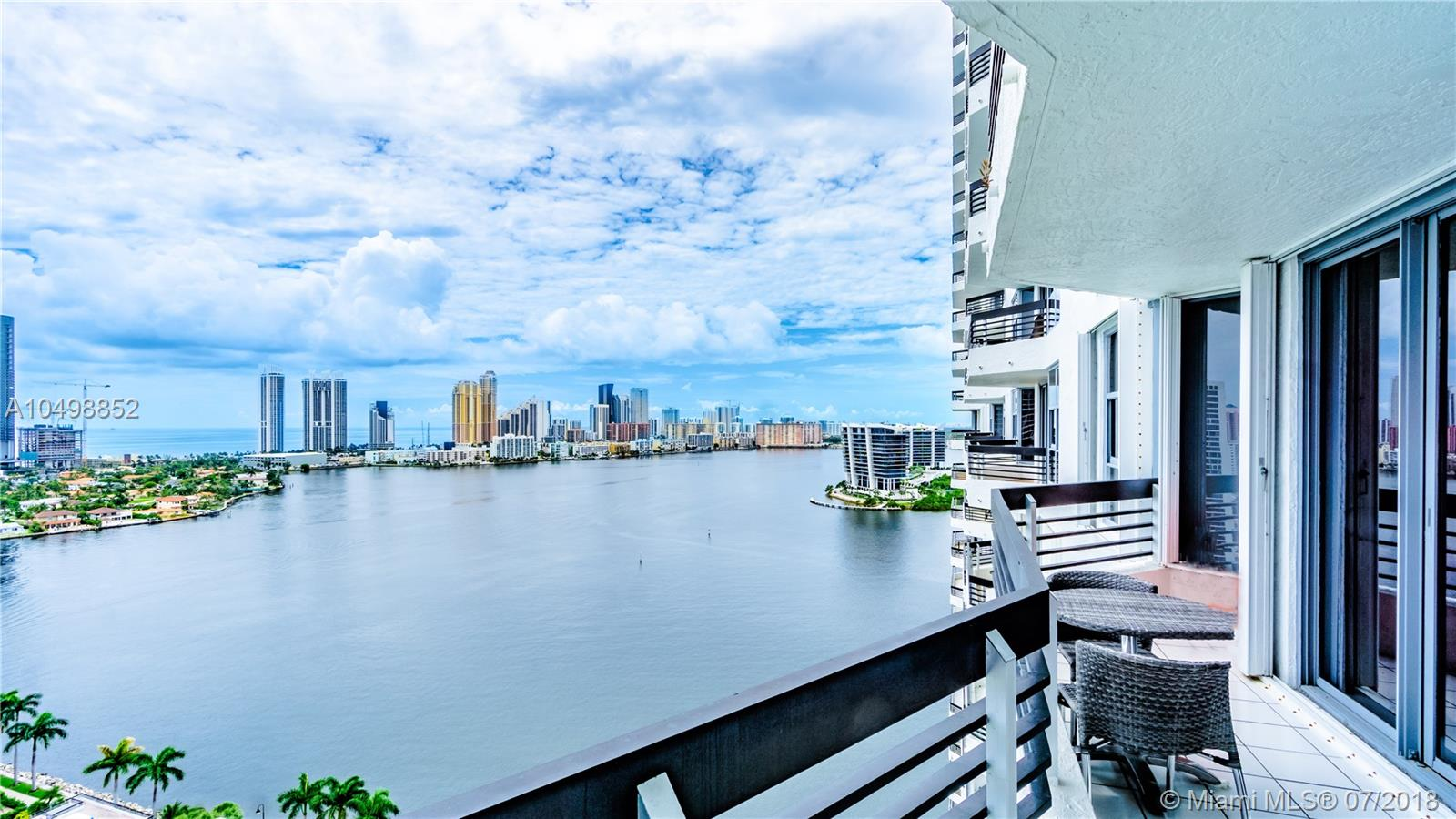 3530  Mystic Pointe Dr #2412 For Sale A10498852, FL