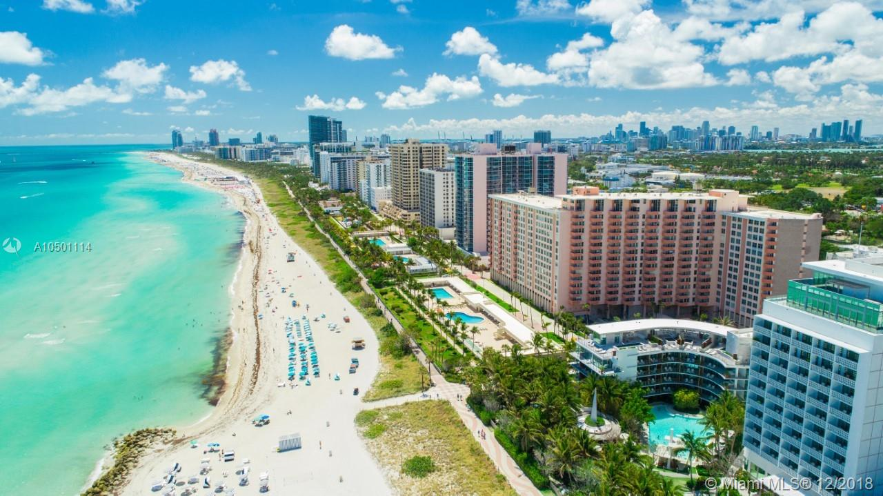 2899  Collins Ave #1247 For Sale A10501114, FL