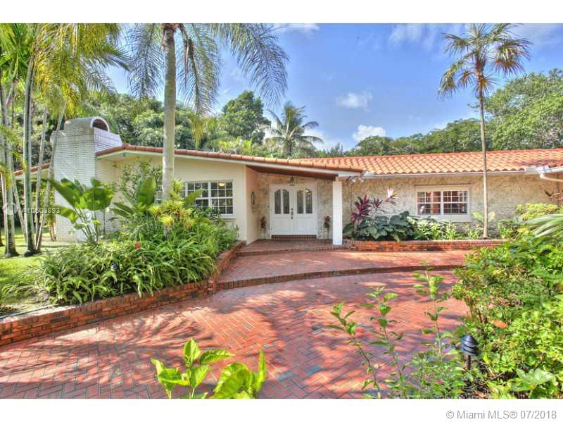 11630 SW 62nd Ave  For Sale A10503893, FL